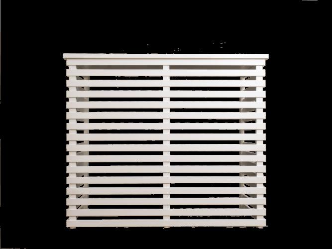 Copri_condizionatore_compressore_condizionatore_legno_bianco